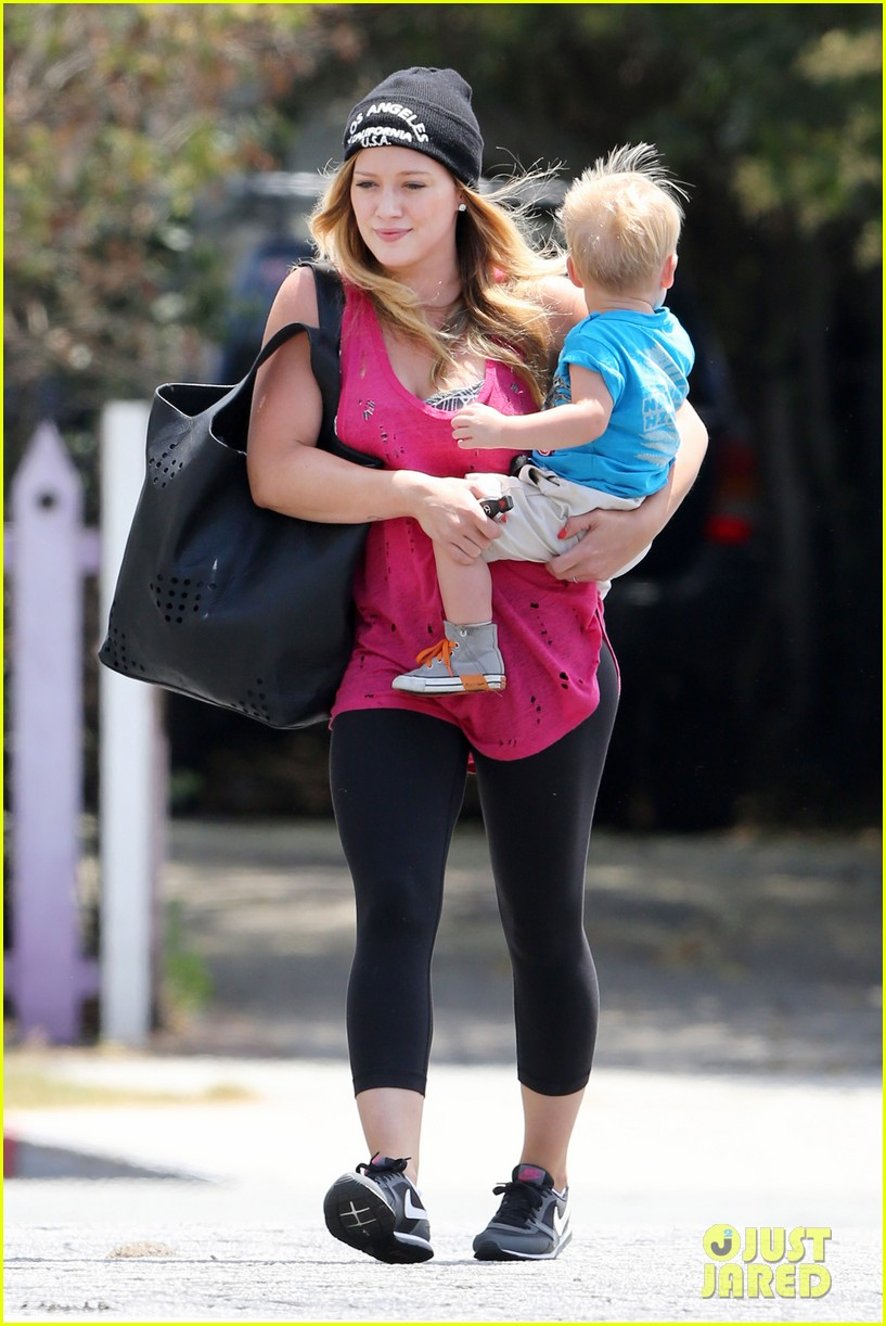 hilary duff luca is the sweetest boy i ever met 192897498