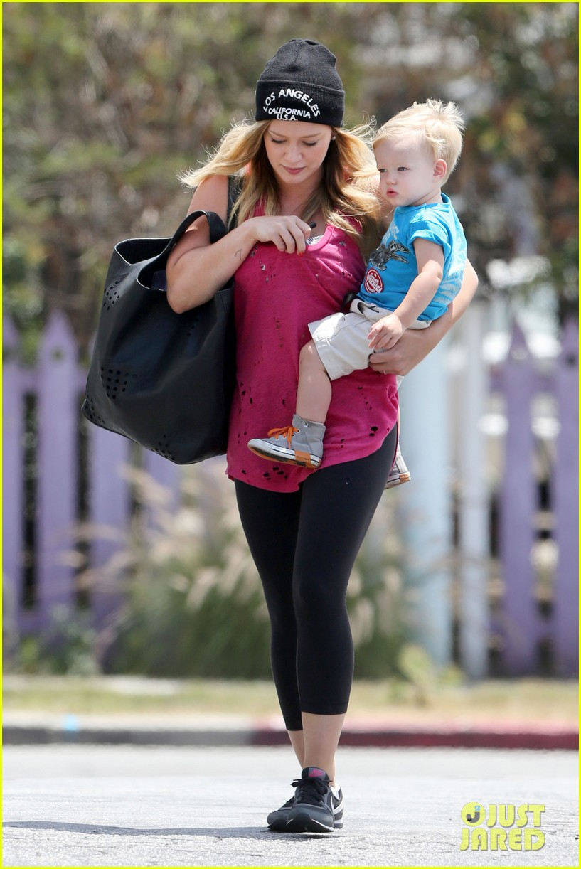hilary duff luca is the sweetest boy i ever met 212897500