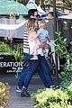 hilary duff fathers day weekend mike comrie baby luca 32