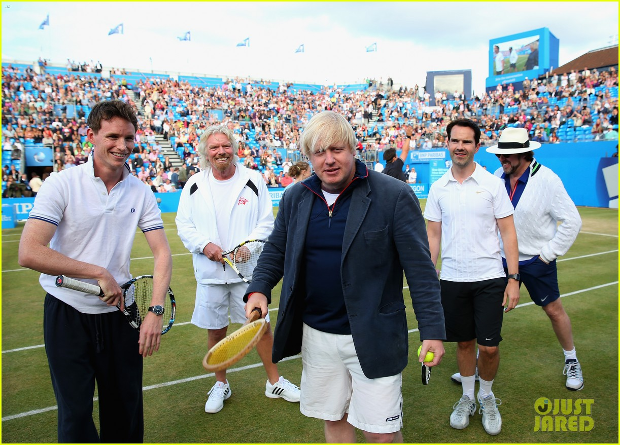 eddie redmayne rally against cancer charity tennis match 012892414