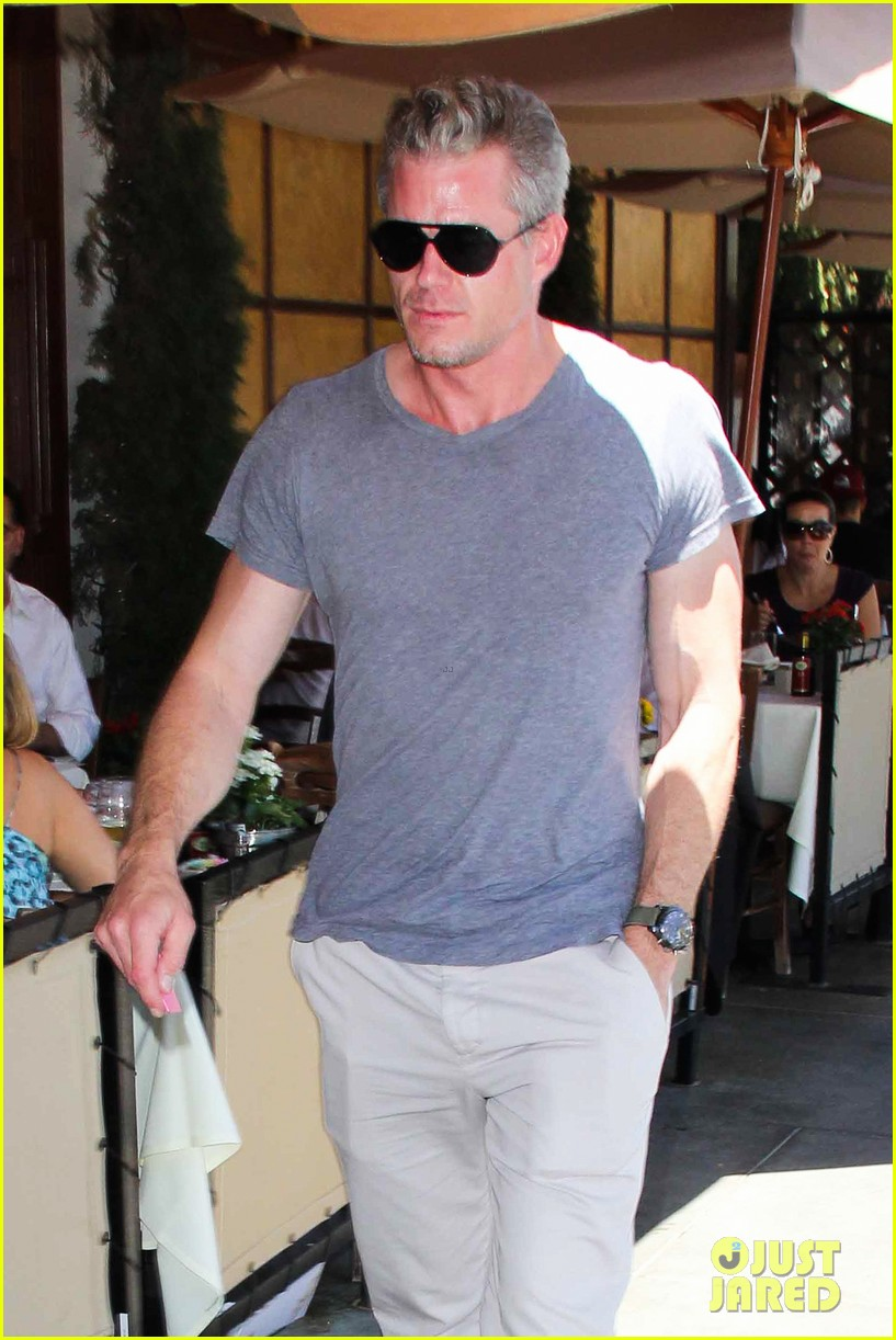eric dane rebecca gayheart spend sunday with the girls 062882793