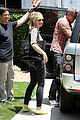 eric dane rebecca gayheart spend sunday with the girls 25