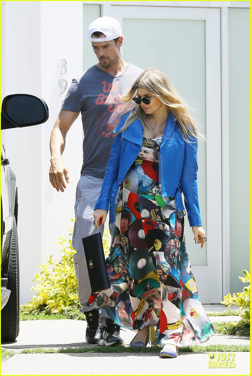 fergie josh duhamel scenic route trailer watch now 142882437