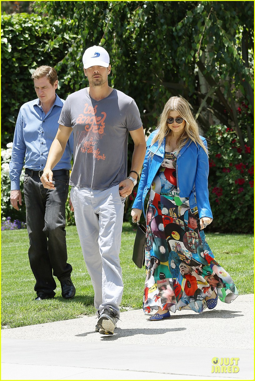 fergie josh duhamel scenic route trailer watch now 152882438