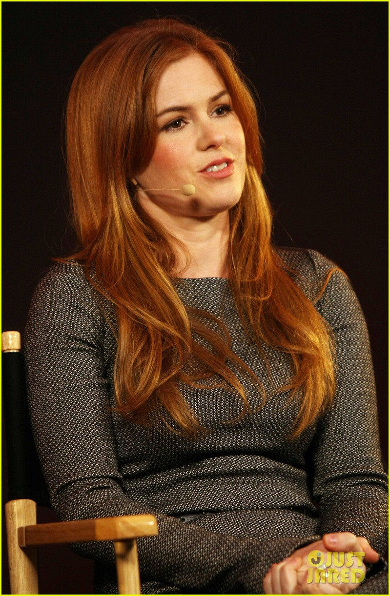 isla fisher apple store appearance in london 122894496