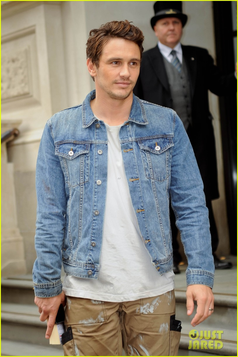 james franco gucci milan fashion show 052897729