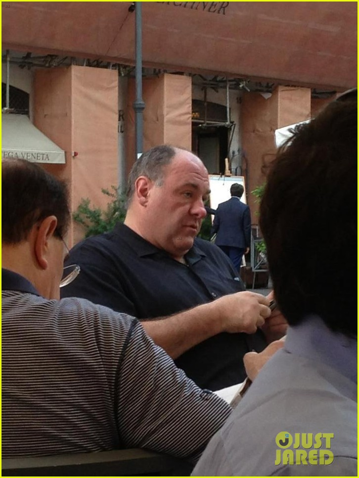 james gandolfini last photo before death in italy2895280
