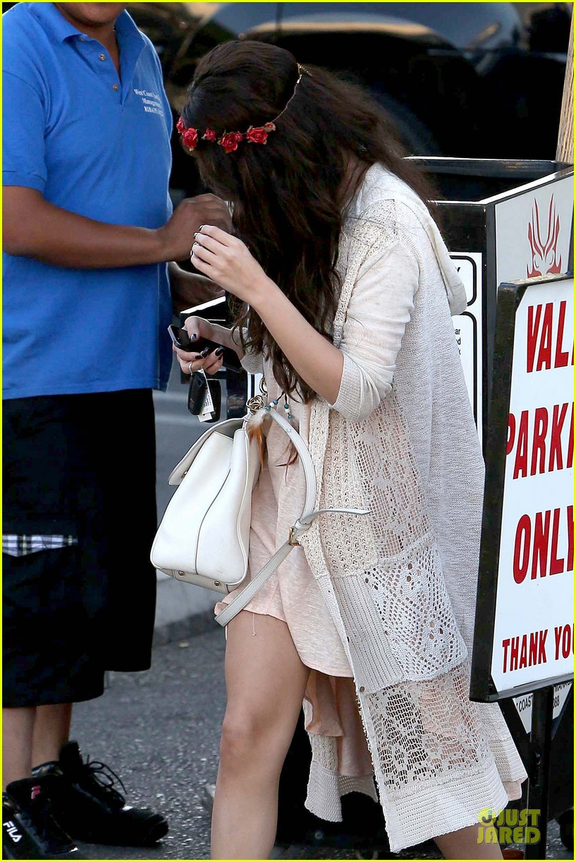 selena gomez im grateful for well wishes to baby sister gracie 15