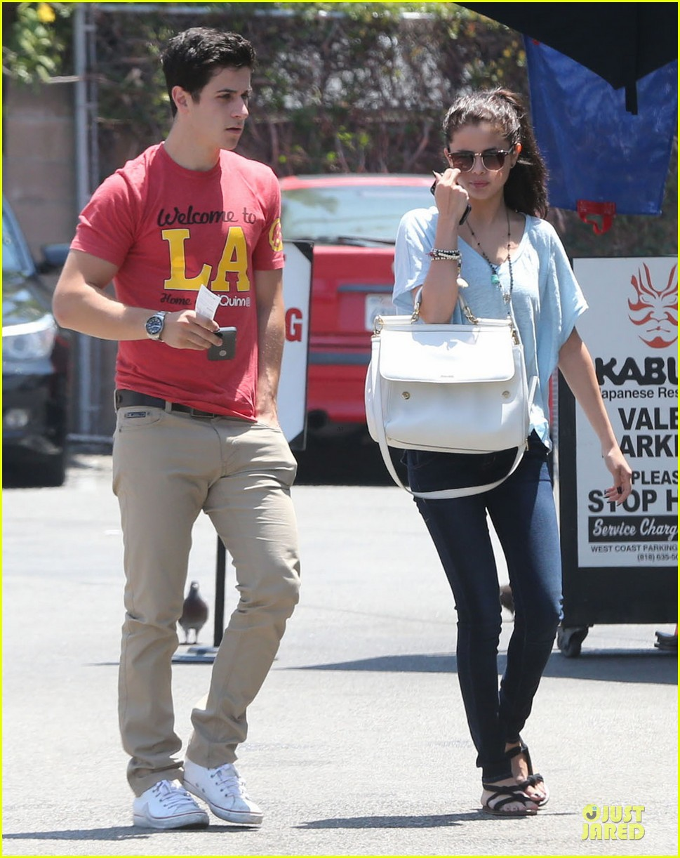 selena and david henrie dating 2013