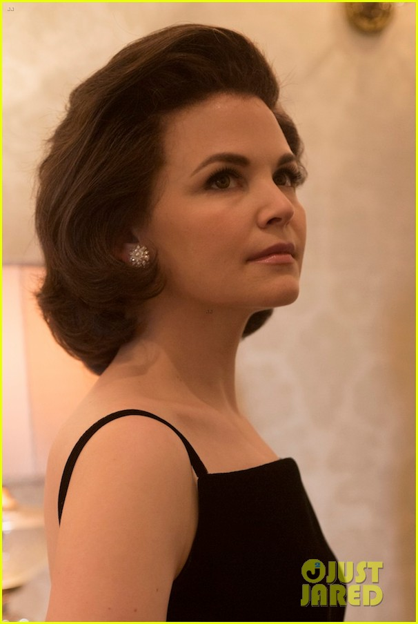 ginnifer goodwin rob lowe as the kennedys first look 022890796