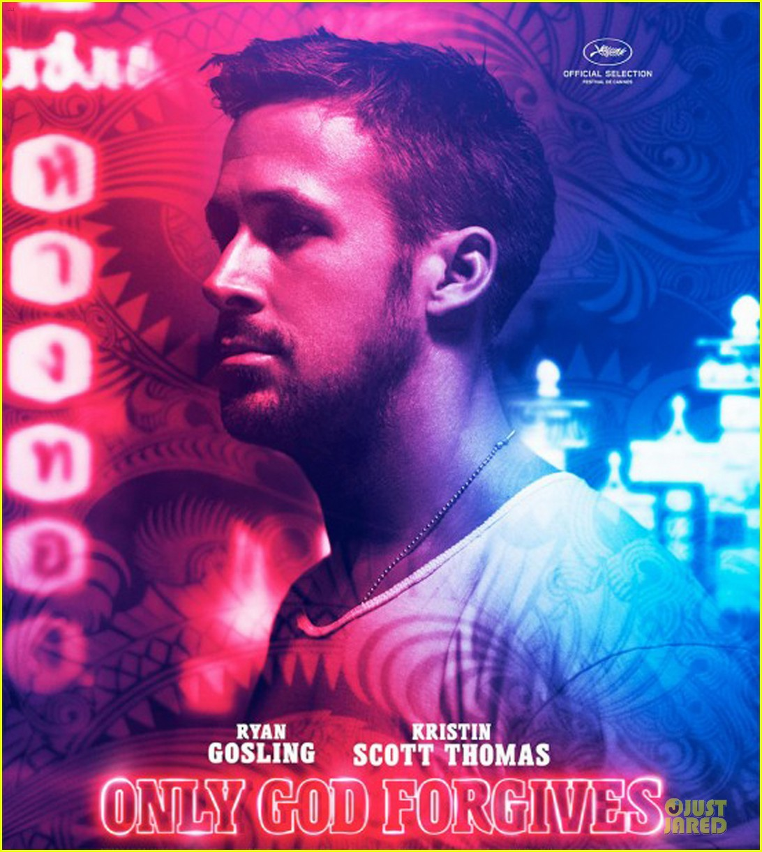 ryan gosing only god forgives character poster  032893427