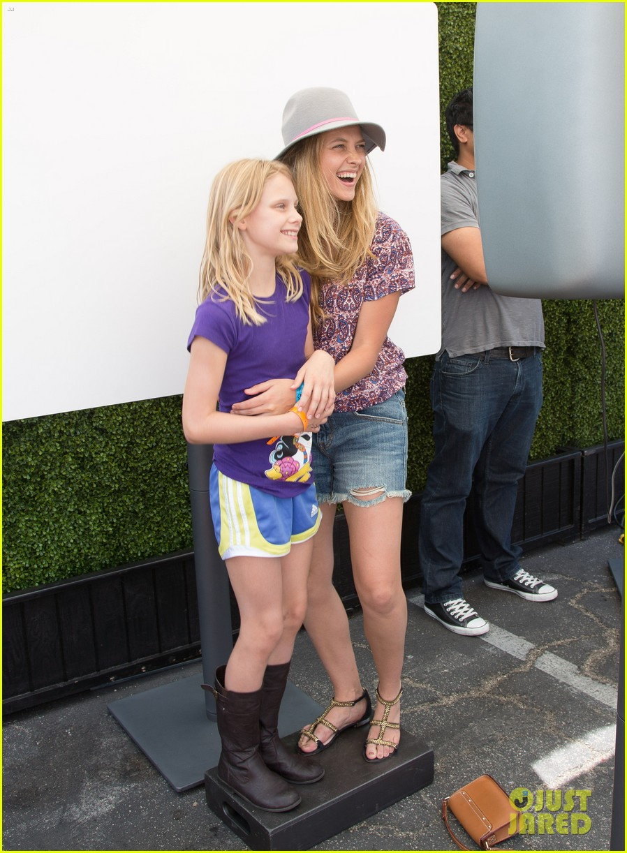 ashley greene teresa palmer just jared summer kick off party presented by mcdonalds 20