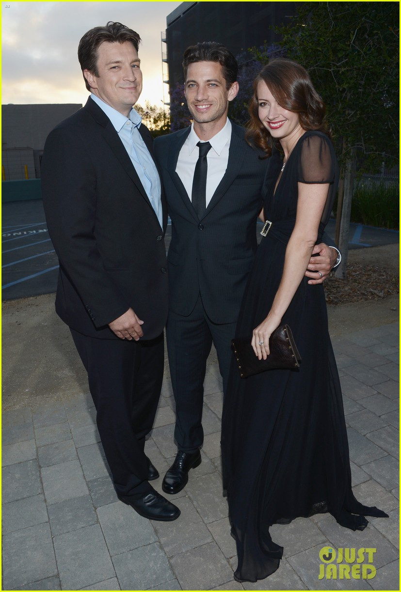 alyson hannigan nathan fillion much ado about nothing premiere 172885505