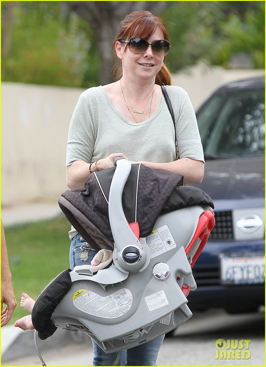 alyson hannigan girls day out with keeva 02