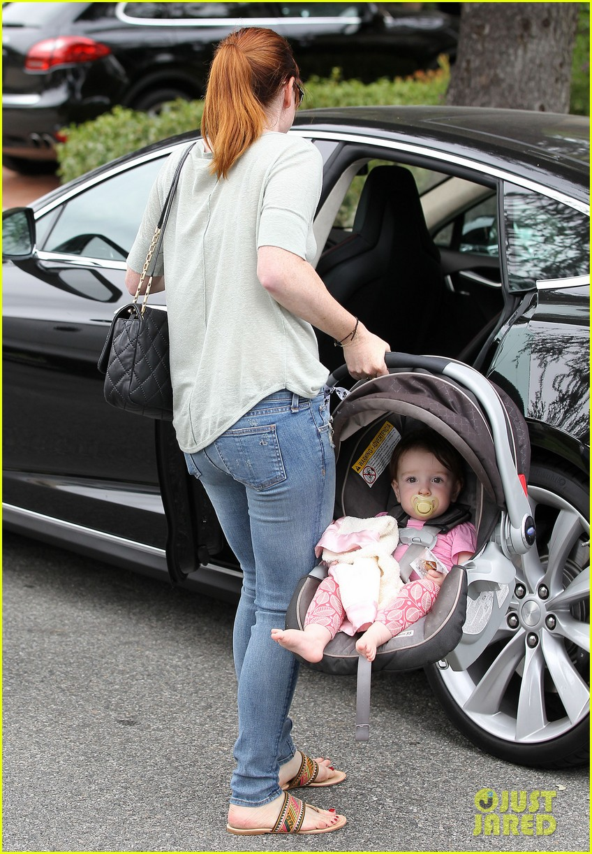 alyson hannigan girls day out with keeva 032898740