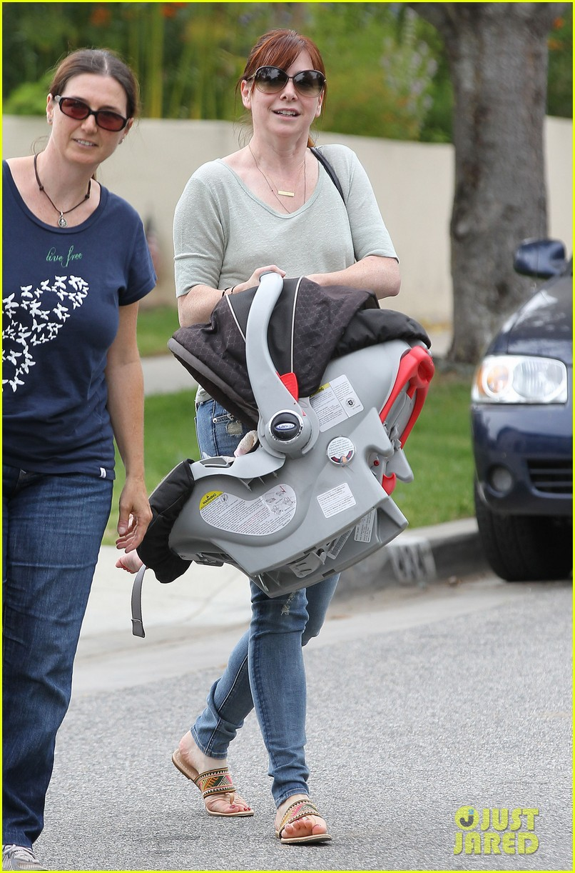 alyson hannigan girls day out with keeva 062898744