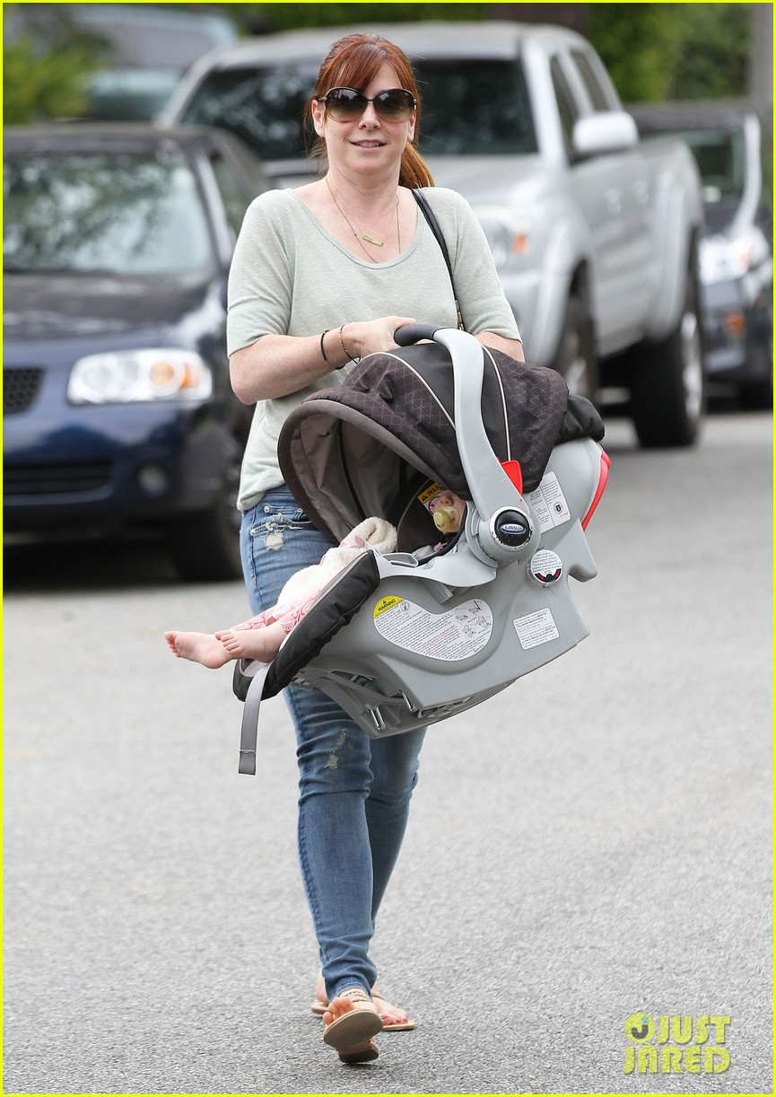 alyson hannigan girls day out with keeva 10
