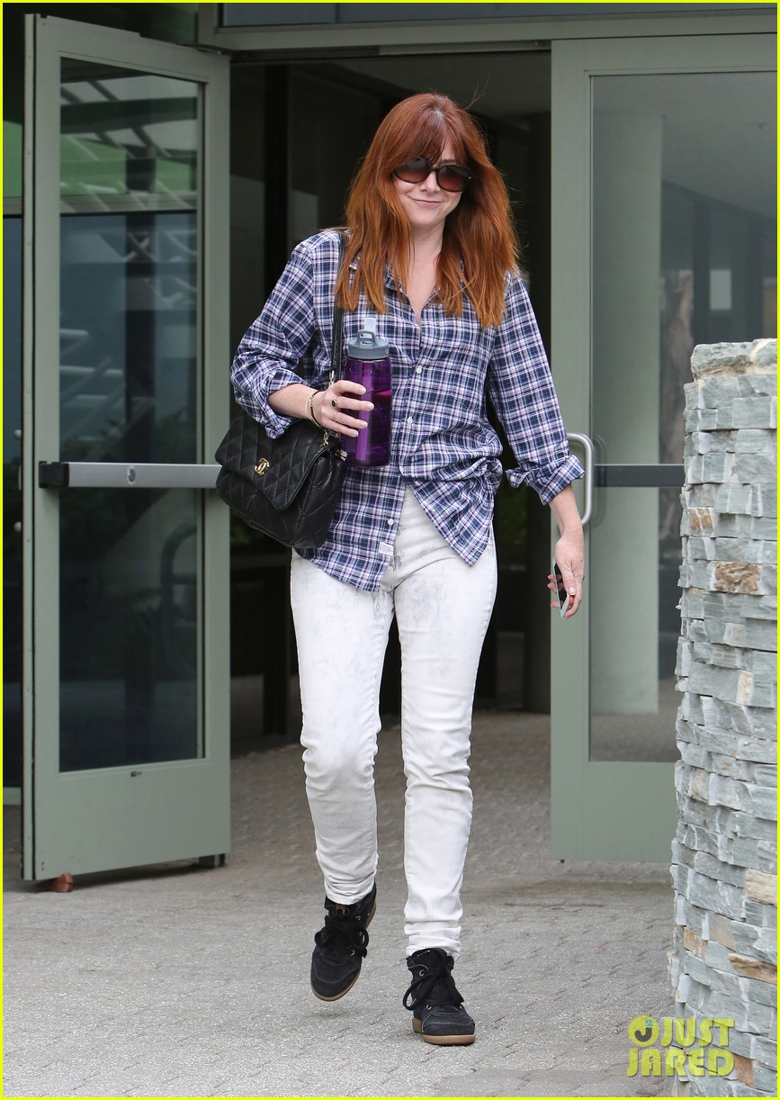 alyson hannigan girls day out with keeva 15