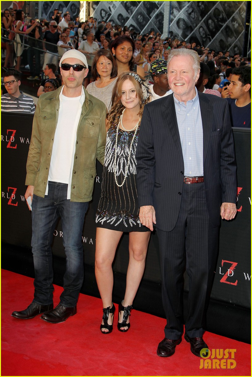 james haven jon voight world war z nyc premiere 032893275