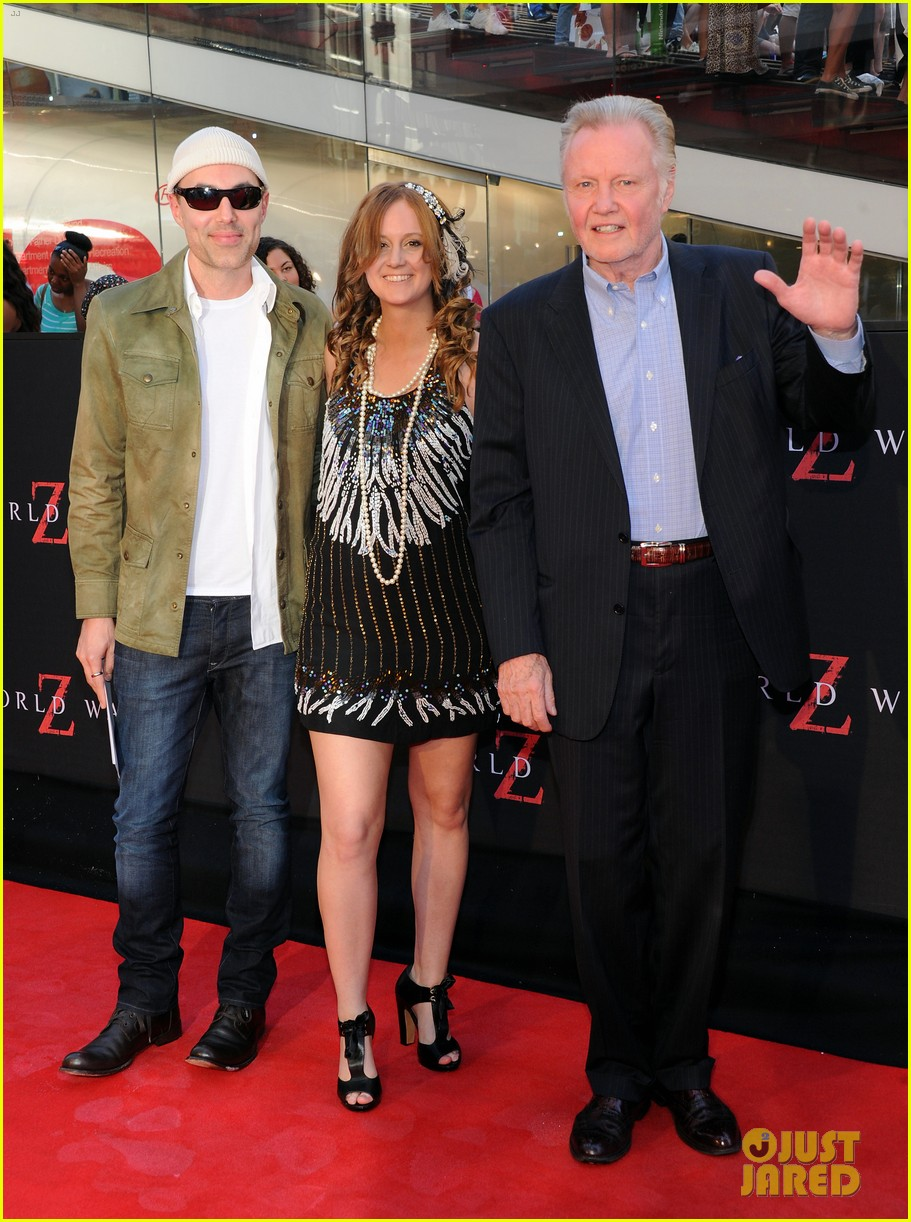 james haven jon voight world war z nyc premiere 092893281