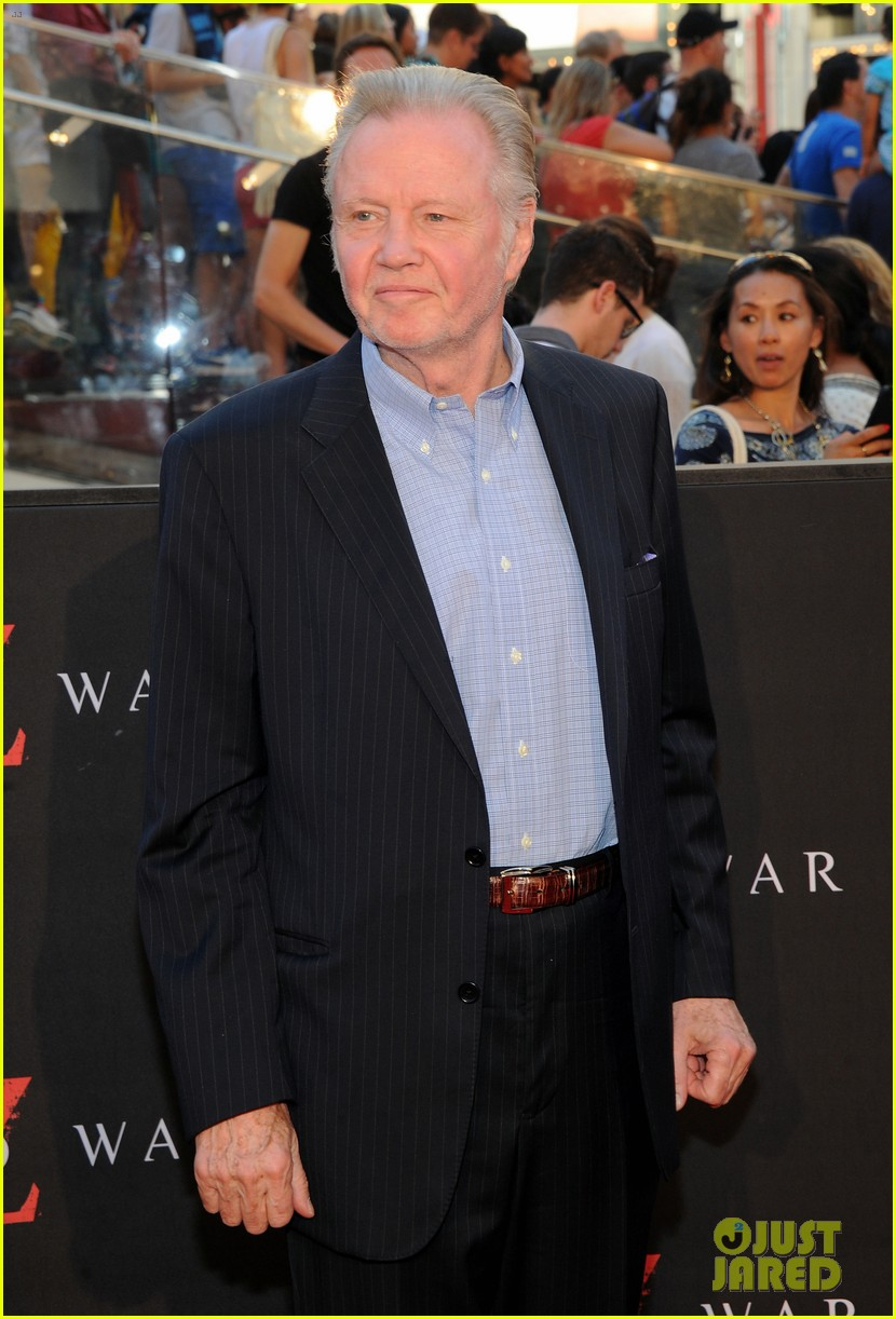 james haven jon voight world war z nyc premiere 112893283