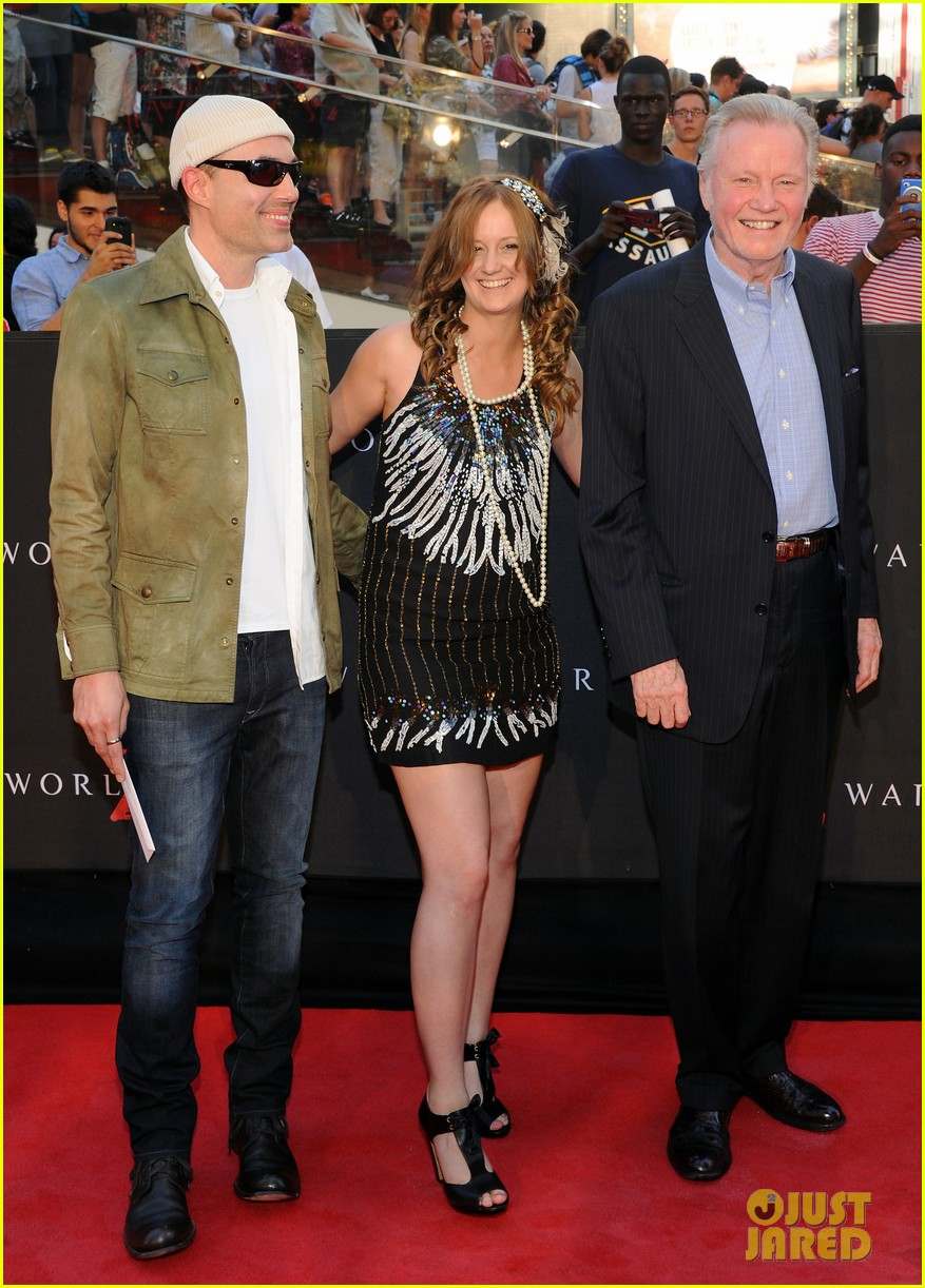 james haven jon voight world war z nyc premiere 122893284