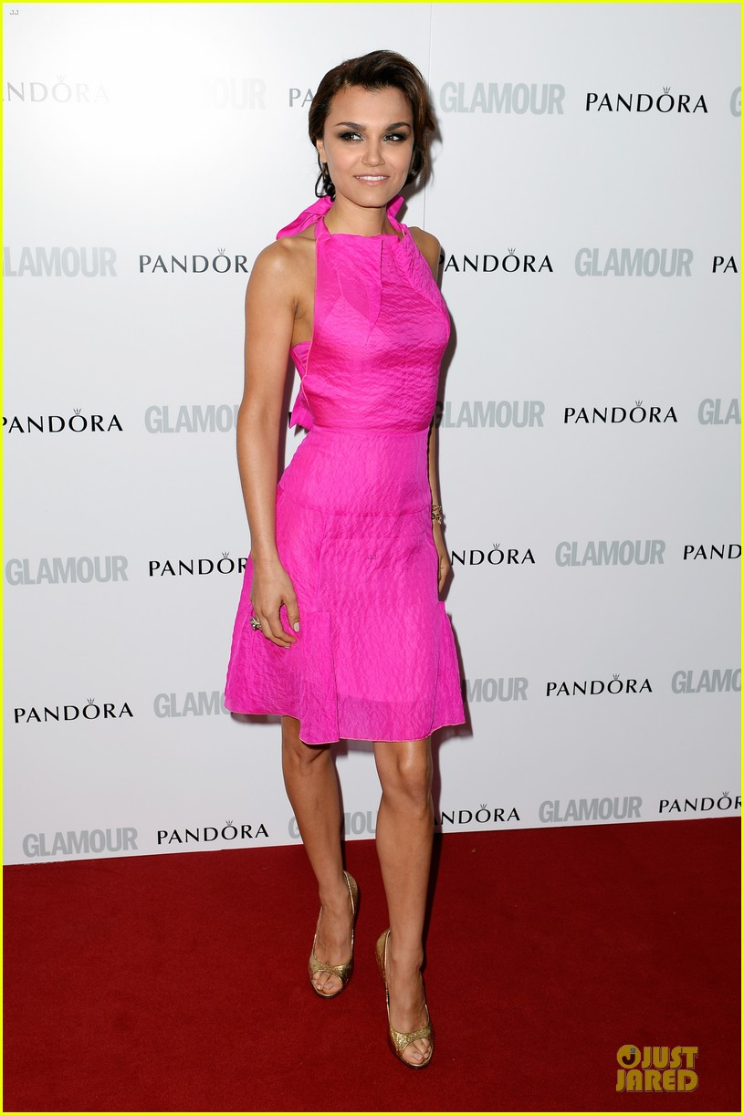 Hayden Panettiere Rebel Wilson Glamour Women Of The Year Awards