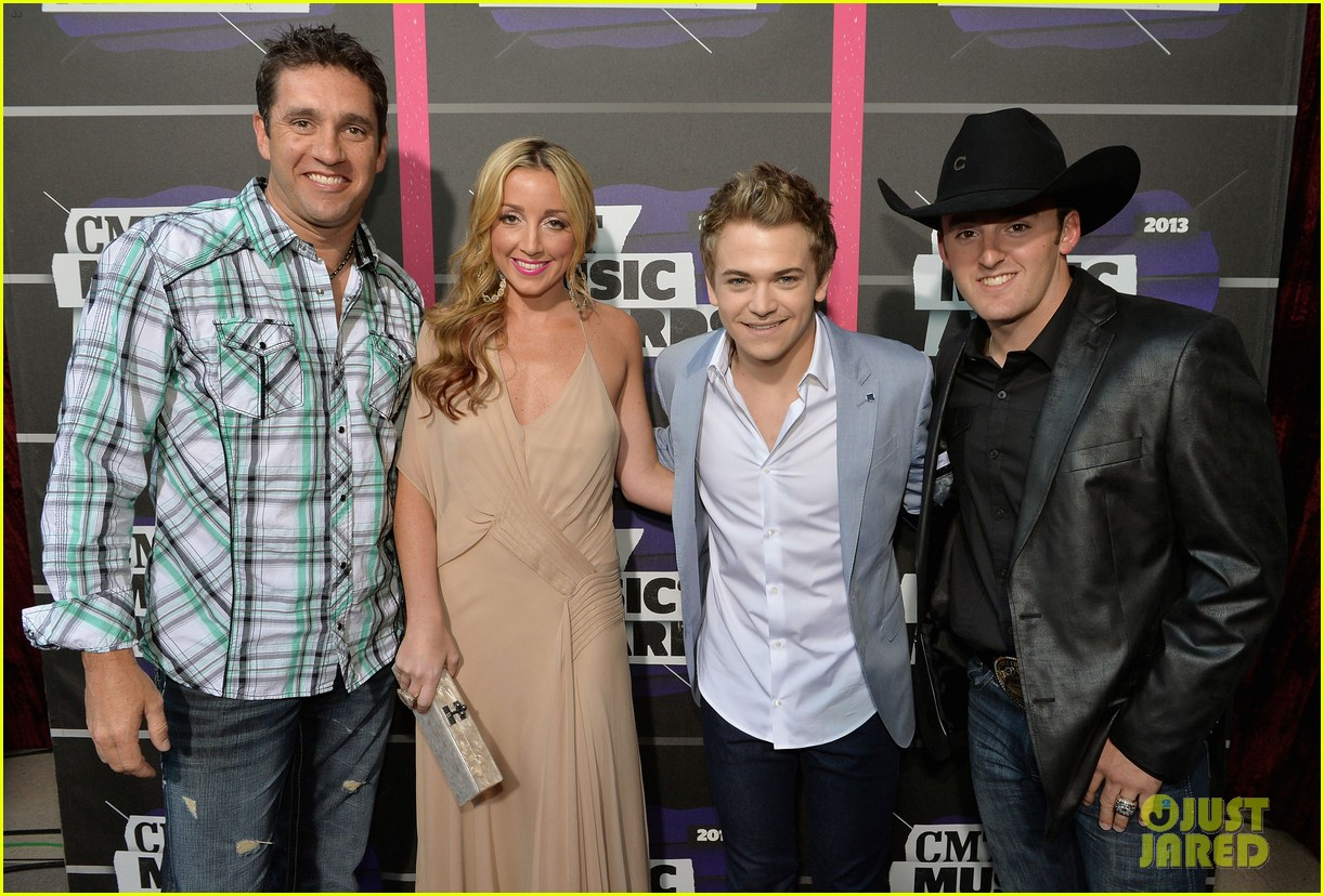 hunter hayes ed sheeran cmt music awards 2013 142885202