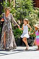 heidi klum martin kirsten take the kids to the park 46
