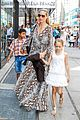 heidi klum martin kirsten take the kids to the park 50