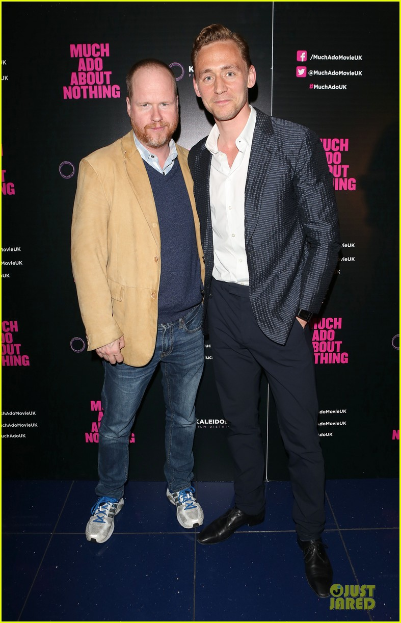 tom hiddleston supports joss whedon much ado about nothing 012889192