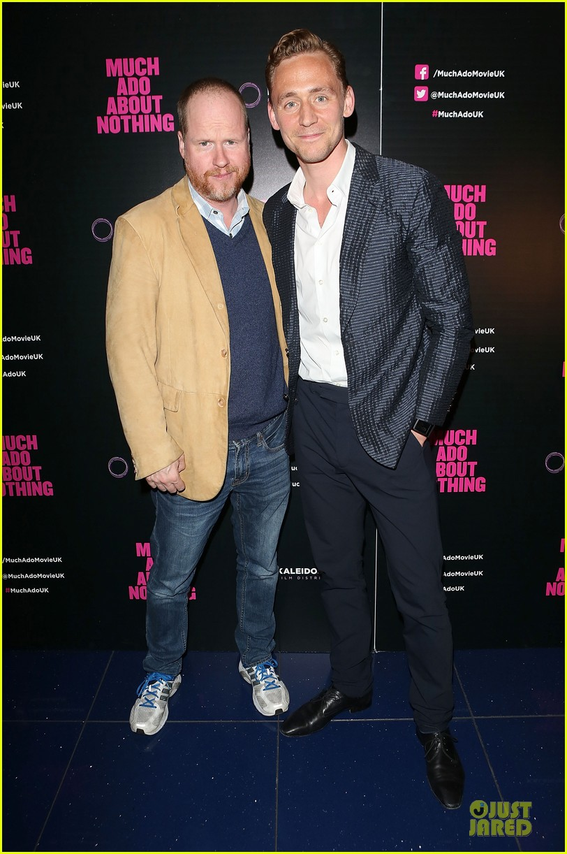 tom hiddleston supports joss whedon much ado about nothing 032889194