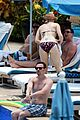 megan hilty cuddling with shirtless brian gallagher in hawaii 30