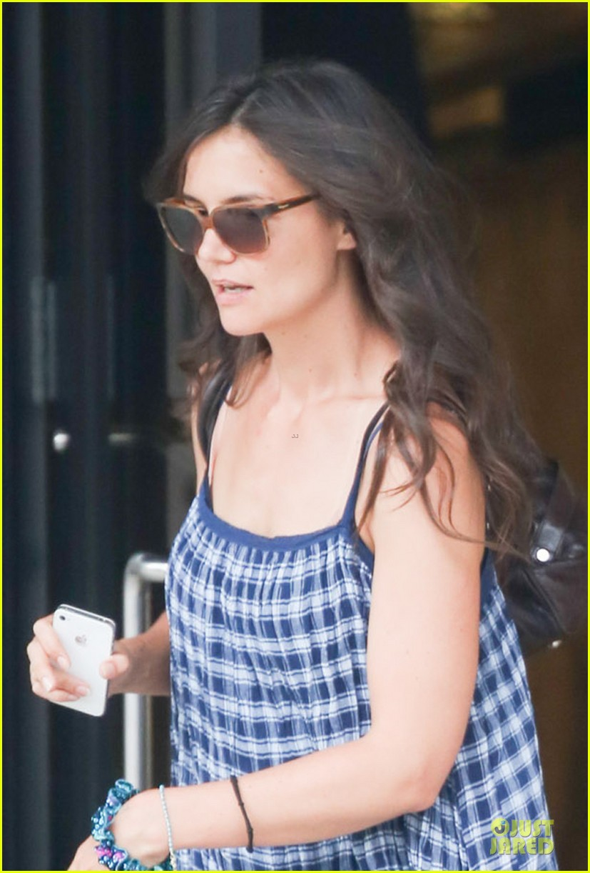 katie holmes john frieda hair appointment 022898543