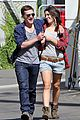 josh hutcherson claudia traisac kiss after motorcycle ride 10
