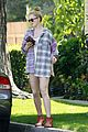 ireland baldwin slater trout nails pampering session  03