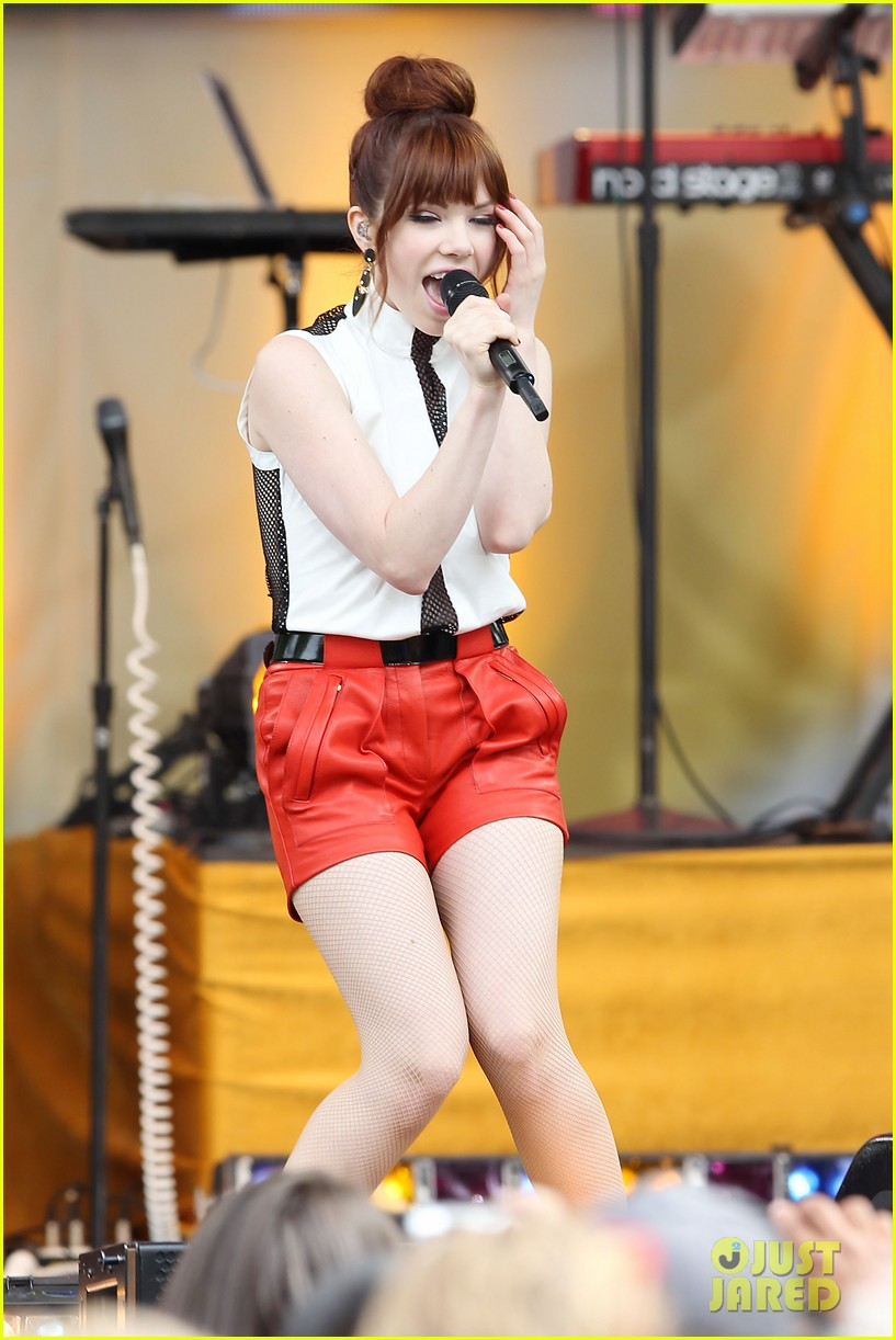 carly rae jepsen rocks good morning america 162891251