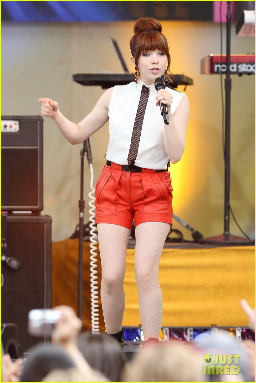 carly rae jepsen rocks good morning america 422891277