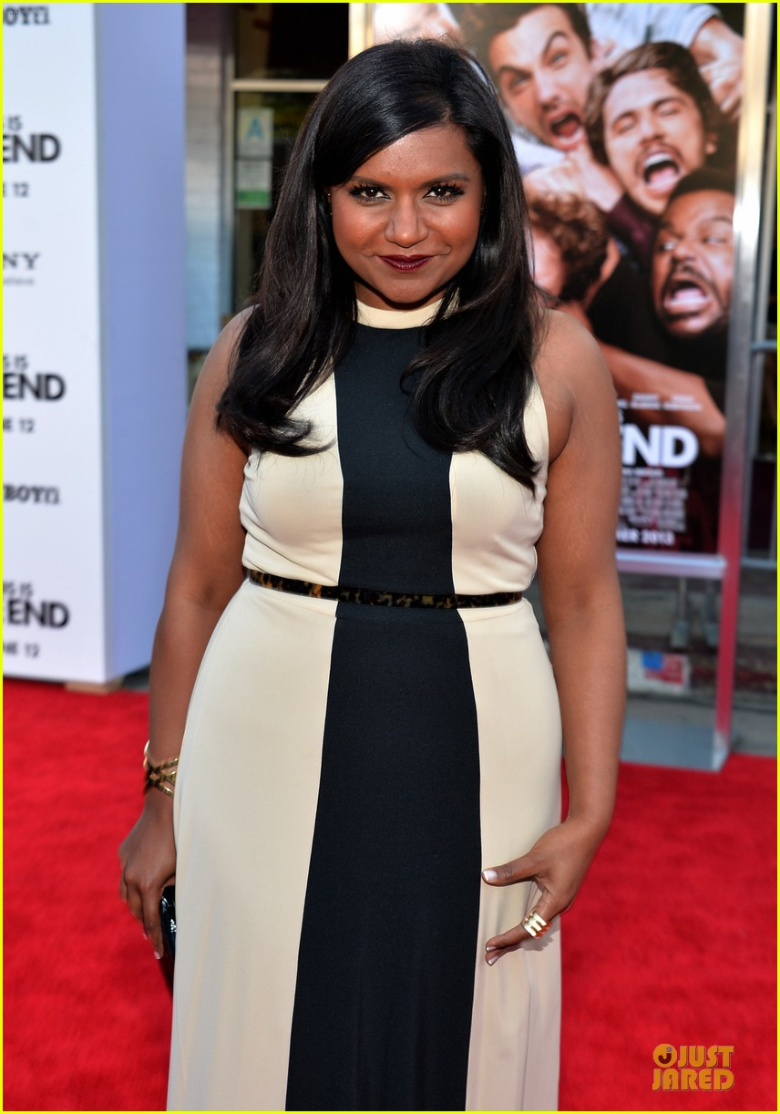 mindy kaling jessica shozr this is the end premiere 062884026