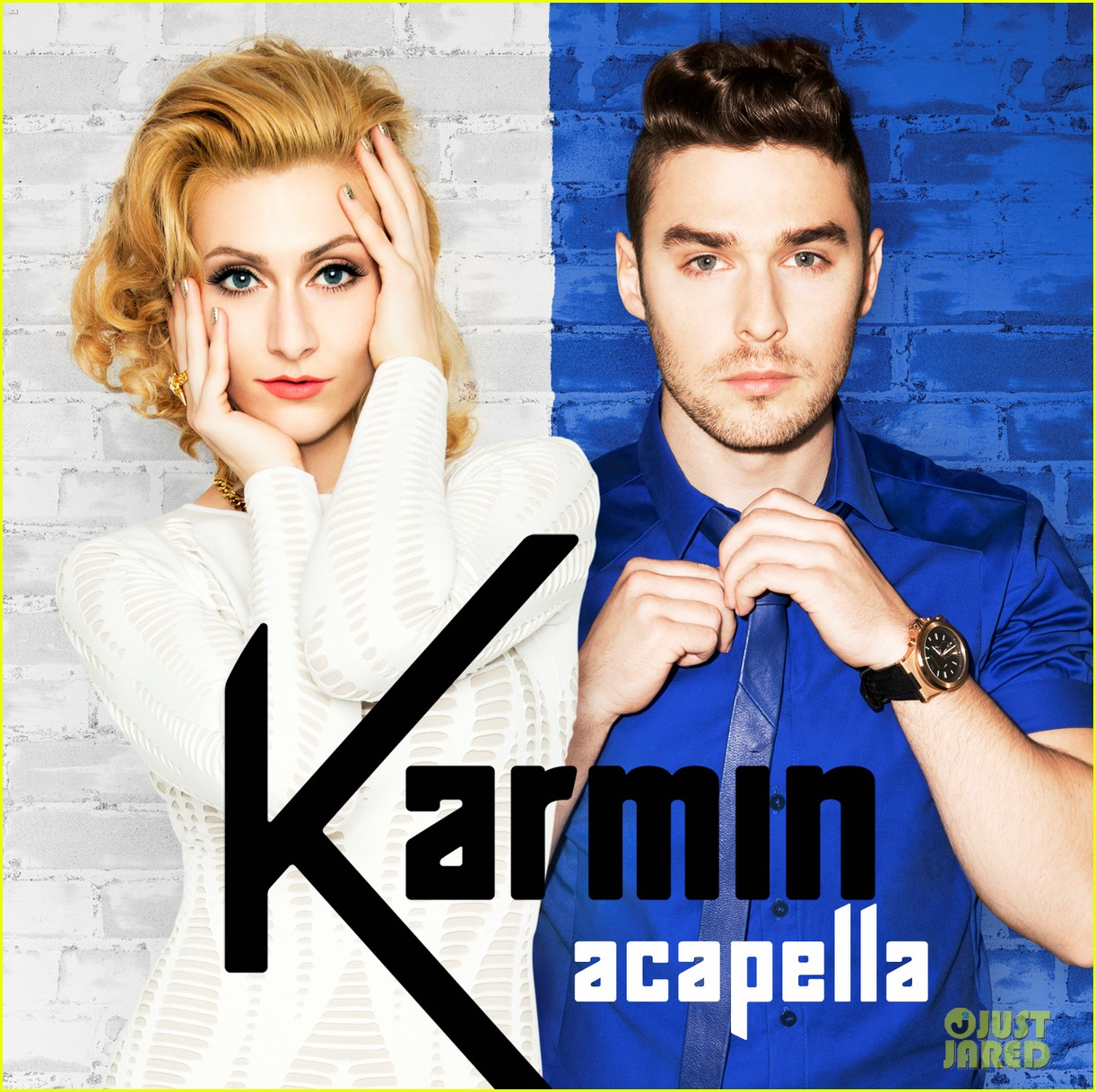 karmin acapella listen now 032888361