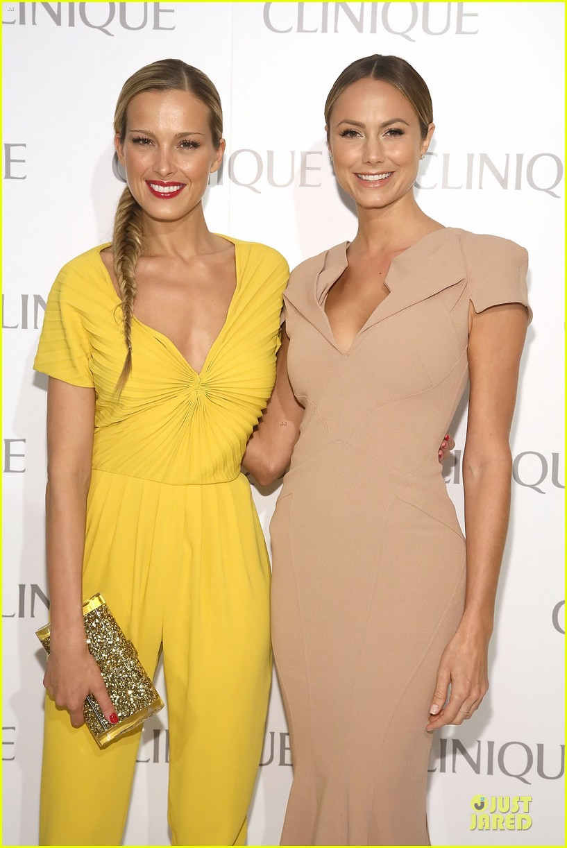 stacy keibler katharine mcphee dramatically different party 122894046