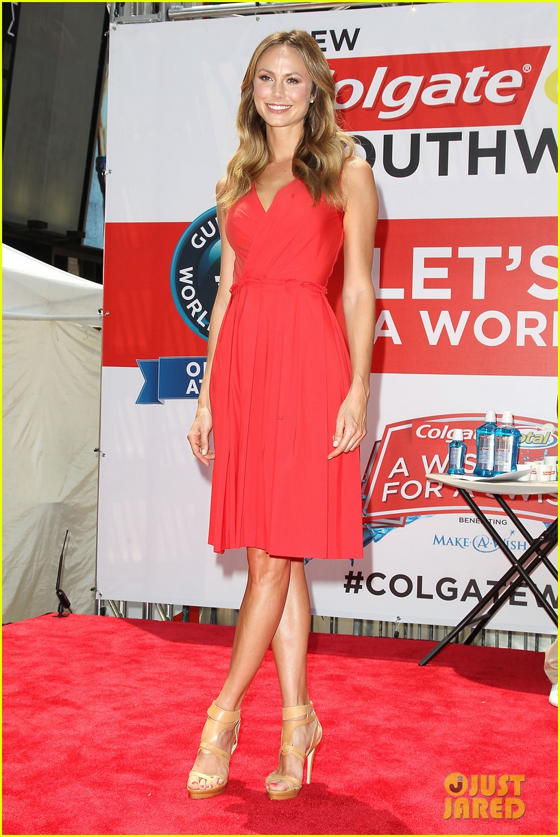 stacy keibler wish for a swish benefit 112898260
