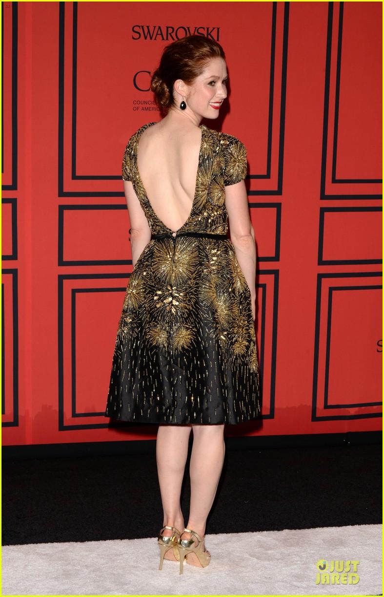 ellie kemper linda cardellini cfda fashion awards 2013 red carpet 032883805