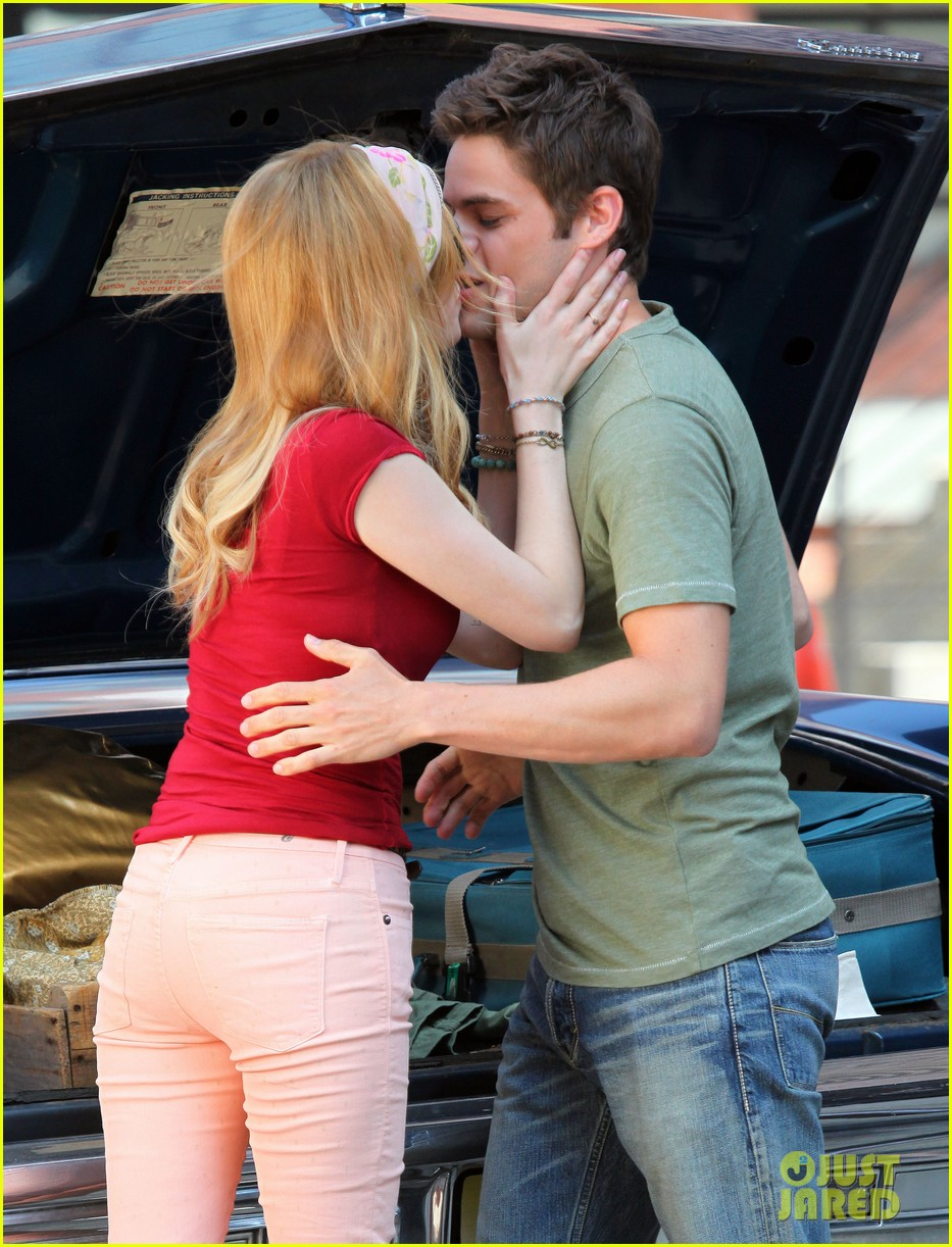anna kendrick jeremy jordan kiss for last 5 years 102895513