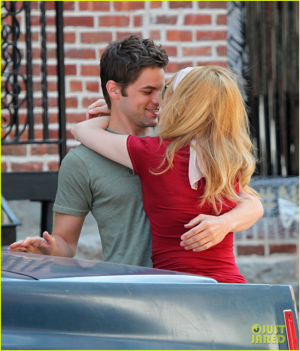 anna kendrick jeremy jordan kiss for last 5 years 122895515