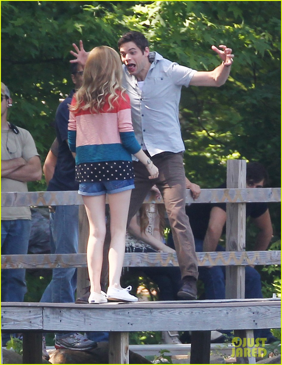 anna kendrick jeremy jordan last five years on the island 04