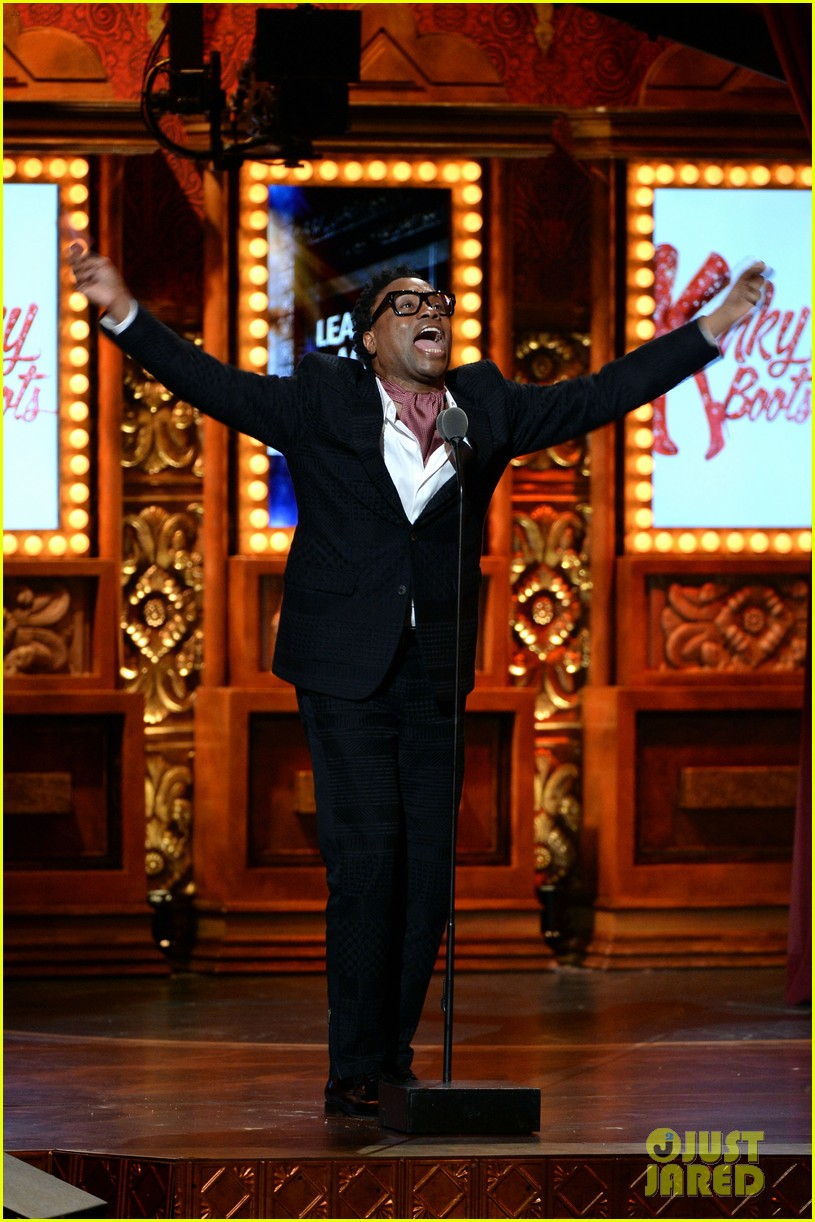 billy porter kinky boots tonys performance 2013 video 132888103