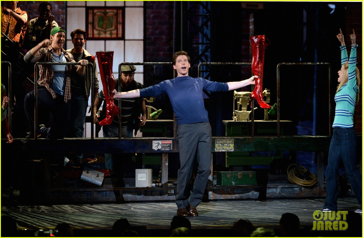 billy porter kinky boots tonys performance 2013 video 162888106