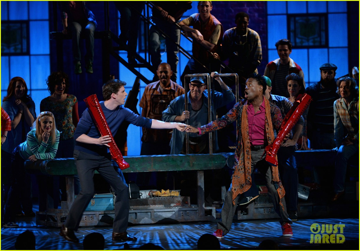billy porter kinky boots tonys performance 2013 video 182888108