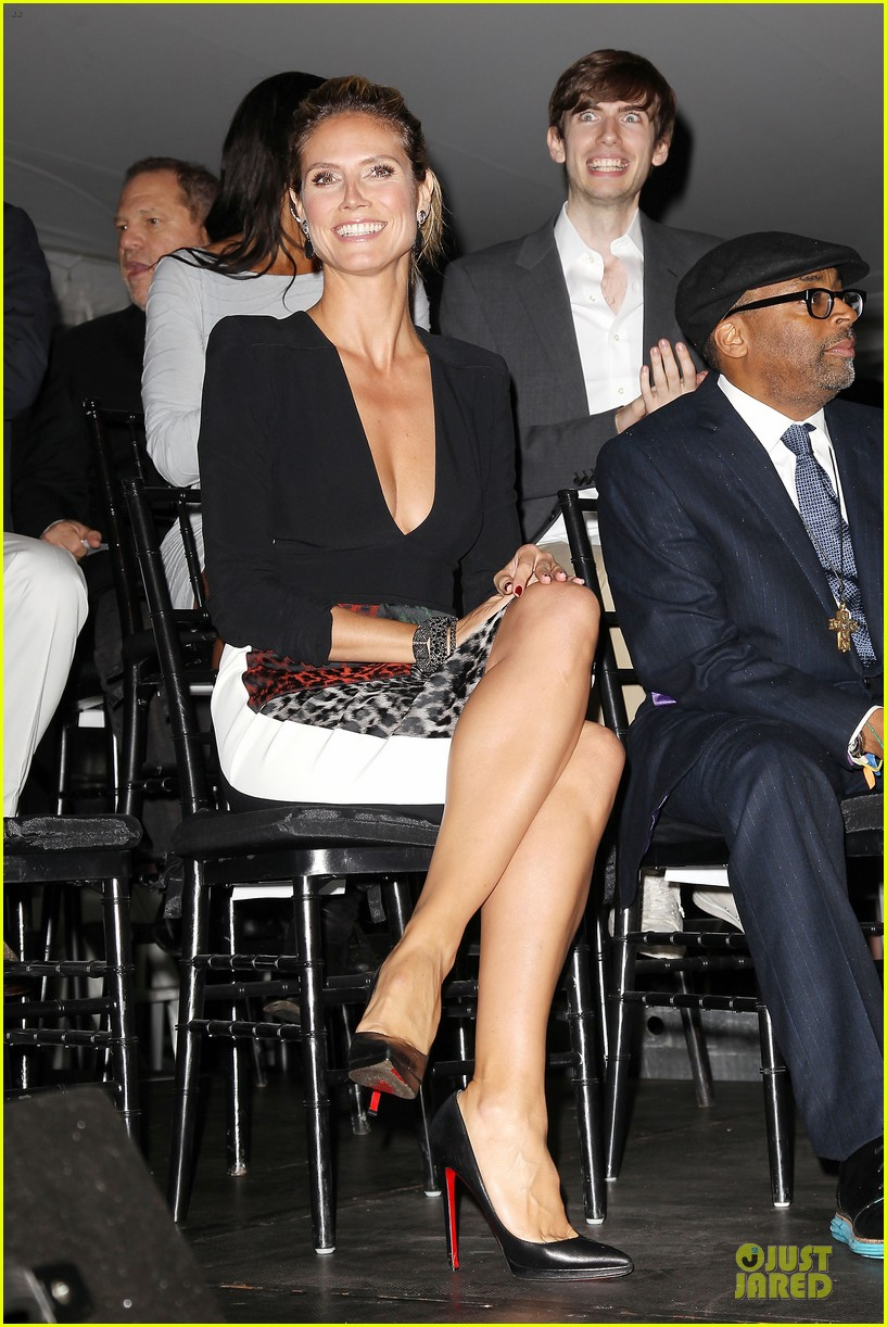 heidi klum made in ny awards honoree 292889627